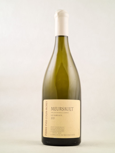 "Pierre Yves Colin Morey - Meursault ""Narvaux"" 2015"