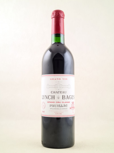 Lynch Bages - Pauillac 1985