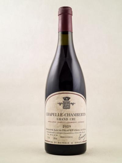 Trapet - Chapelle Chambertin 1989