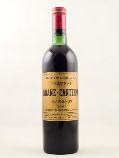 Brane Cantenac - Margaux 1964