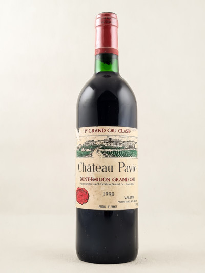 Pavie - Saint Emilion 1990