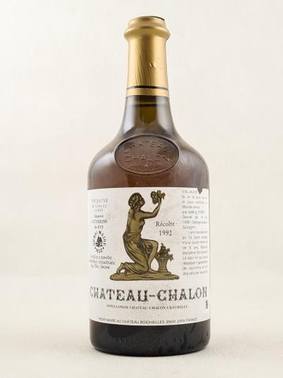 Henri Maire - Château Châlon Vin Jaune 1992