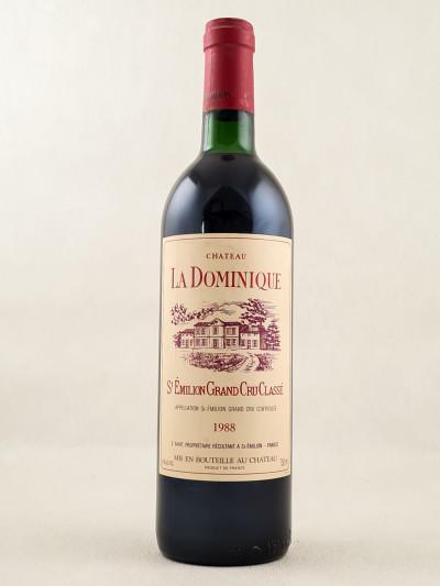La Dominique - Saint Emilion 1988
