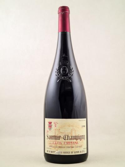 Clos Cristal - Saumur Champigny 1998 MAGNUM