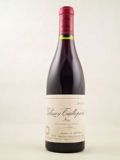 "De Montille - Volnay 1er cru ""Taillepieds"" 1987"