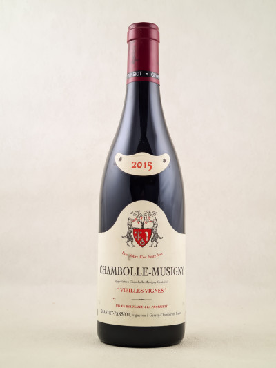 """Geantet Pansiot - Chambolle Musigny """"Vieilles Vignes"""" 2015"""