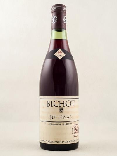 Albert Bichot - Julliénas 1973