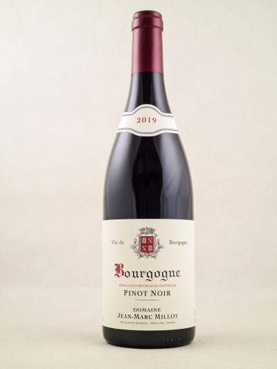 JM Millot - Bourgogne Pinot Noir 2019