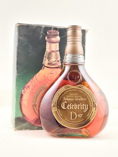Johnnie Walker - Whisky Celebrity D40°