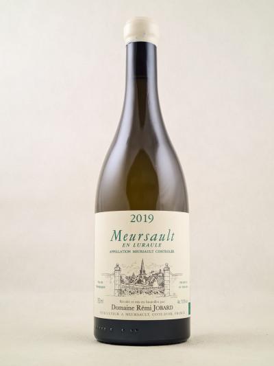 """Rémi Jobard - Meursault """"En Luraule"""" 2019"""