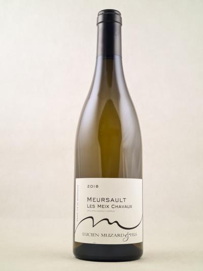"""Muzard - Meursault """"Meix Chavaux"""" 2018"""