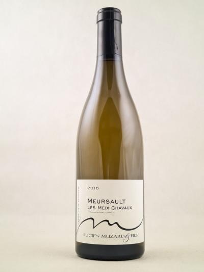 """Muzard - Meursault """"Meix Chavaux"""" 2016"""