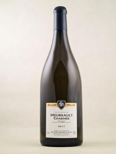 "Ballot-Millot - Meursault 1er cru ""Charmes"" 2017"