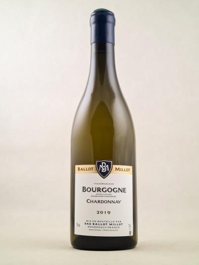 Ballot-Millot - Bourgogne Chardonnay 2019