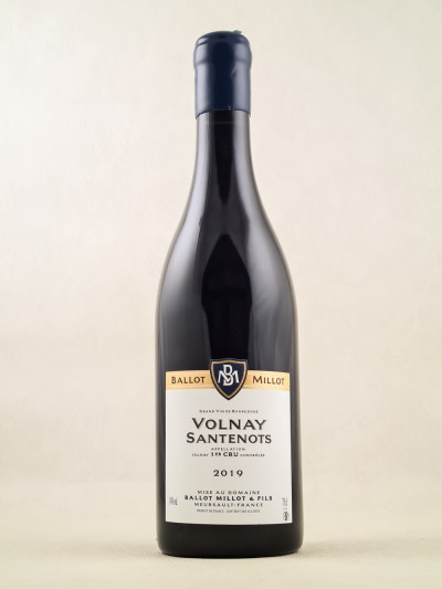 "Ballot-Millot - Volnay 1er cru ""Santenots"" 2019"