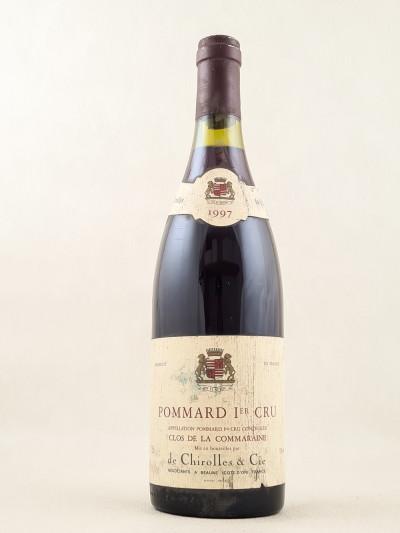 "Chirolles & Cie - Pommard 1er cru ""Clos de la Commaraine"" 1997"