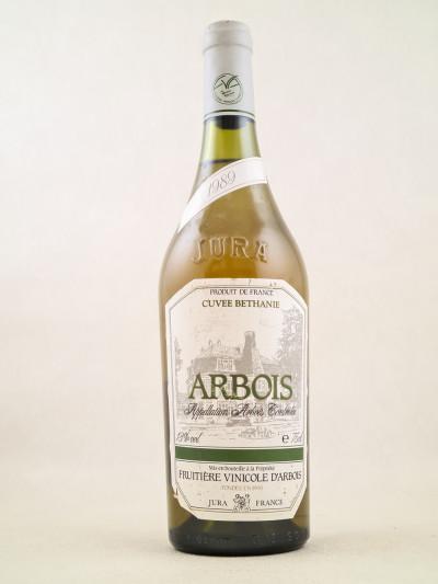 "Fruitière Vinicole d'Arbois - Arbois ""Bethanie"" 1989"