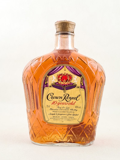 Crown Royal - Whisky 10 Years