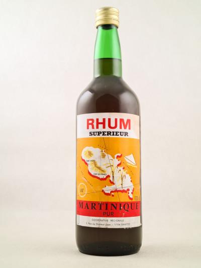 Martinique - Rhum Supérieur