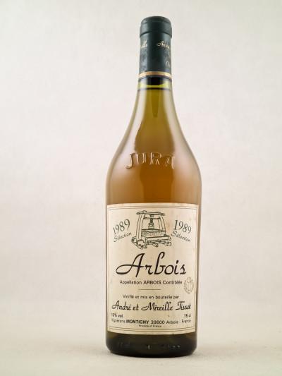 Tissot - Arbois Chardonnay 1989