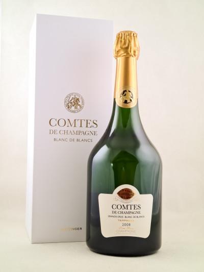 Taittinger - Comtes de Champagne Blanc de Blancs 2008