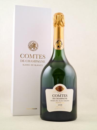 Taittinger - Comtes de Champagne Blanc de Blancs 2008 MAGNUM