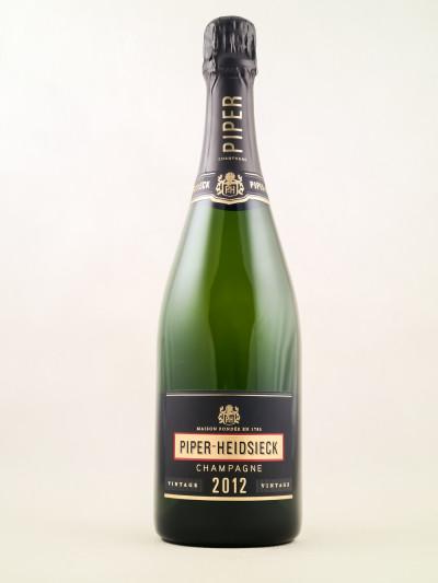 Piper Heidsieck - Champagne 2012