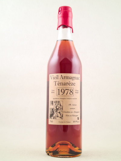 Aurian - Vieil Armagnac Ténarèze 1978