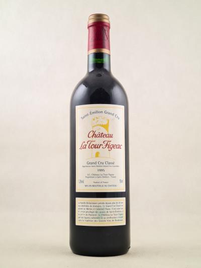 La Tour Figeac - Saint Emilion 1995