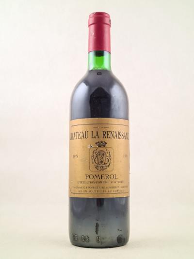 Renaissance - Pomerol 1978