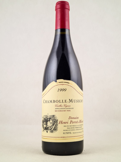 Perrot Minot - Chambolle Musigny vieilles vignes 1999