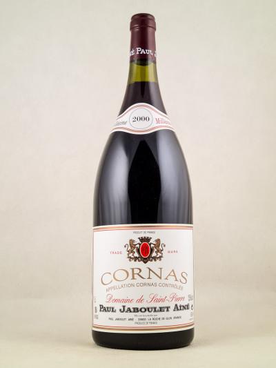 """Paul Jaboulet - Cornas """"Domaine de Saint-Pierre"""" 2000 MAGNUM"""