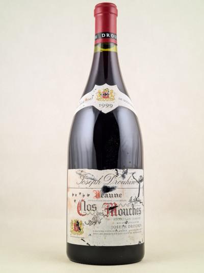 "Joseph Drouhin - Beaune 1er cru ""Clos des Mouches"" 1999 MAGNUM"