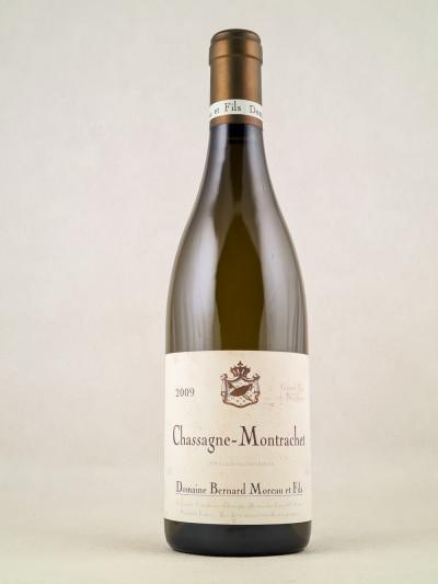 Bernard Moreau - Chassagne Montrachet 2009