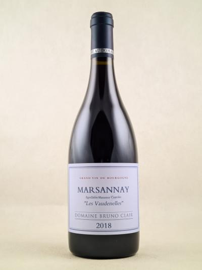 "Bruno Clair - Marsannay ""Vaudenelles"" 2018"