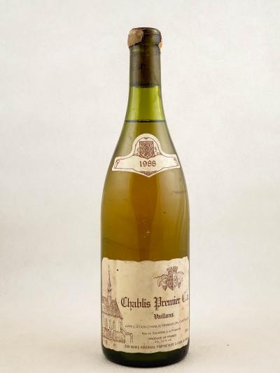 "Raveneau - Chablis 1er cru ""Vaillons"" 1988"
