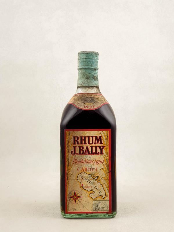 J.Bally - Rhum 1957