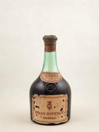 Otard - Cognac Dupuy Réserve 1878