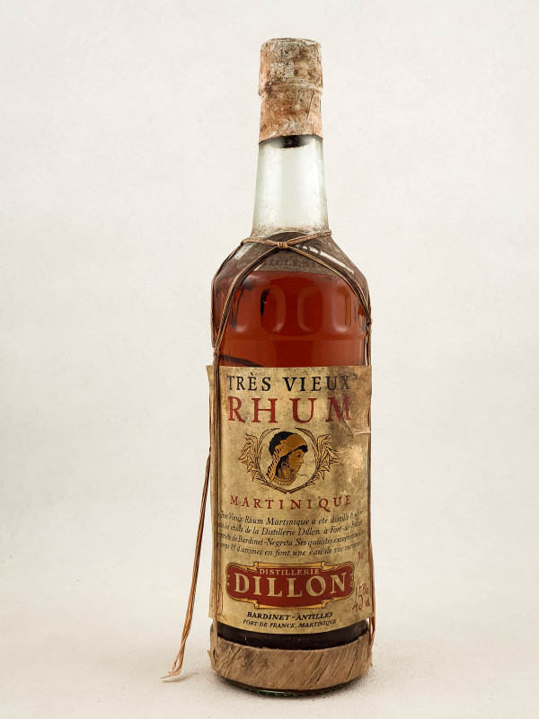 Dillon - Rhum 1965