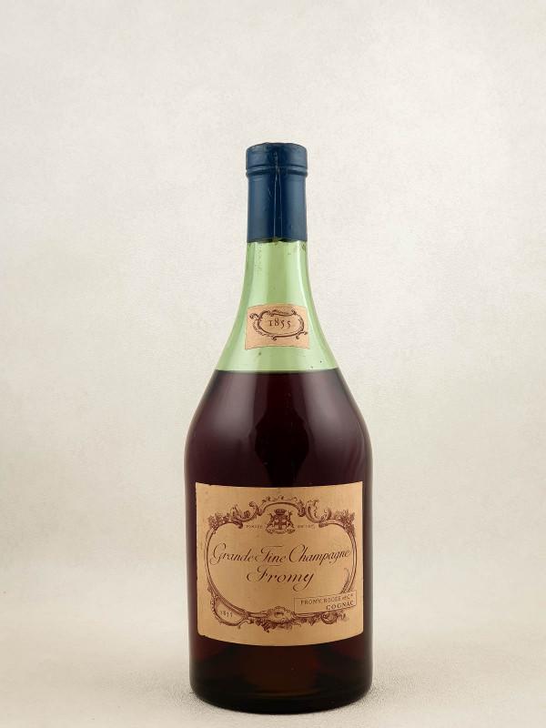 Fromy - Cognac Grande Fine Champagne 1855