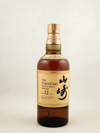 The Yamakazi - Whisky Single Malt 12 Years
