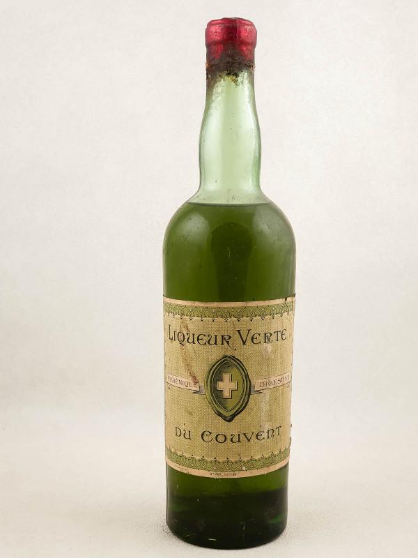 Liqueur Verte du Couvent