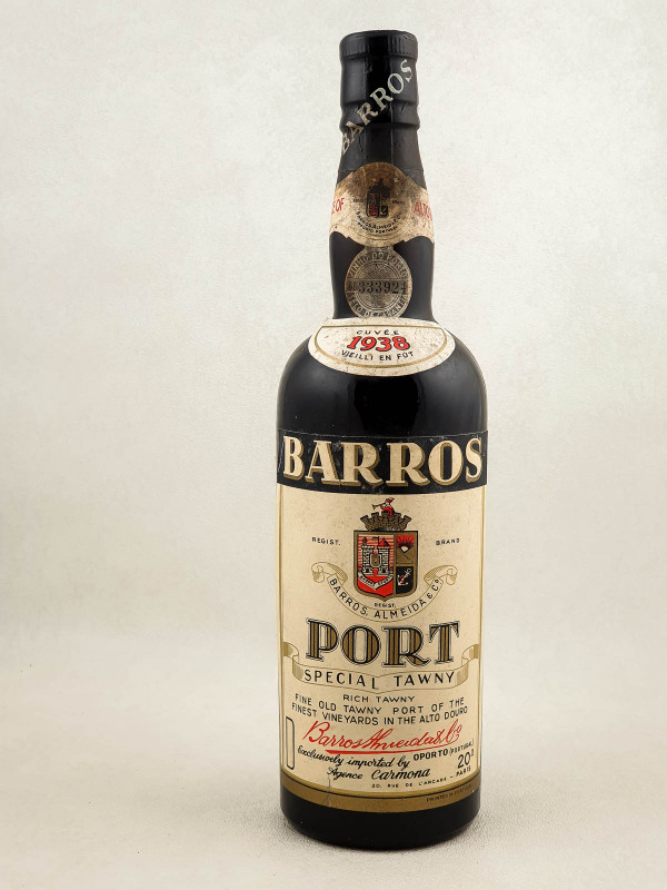 Barros - Porto Special Tawny 1938