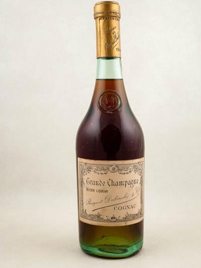 Bisquit Dubouché - Cognac Grande Champagne Golden Liqueur