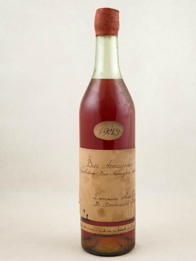 Darroze - Bas Armagnac Domaine Aux Ducs Le Bourdalat 1933