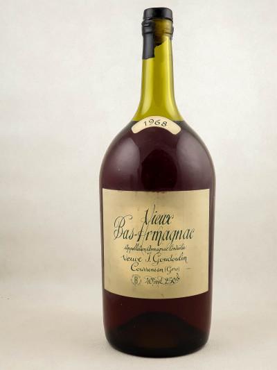 Goudoulin - Vieux Bas Armagnac 1968