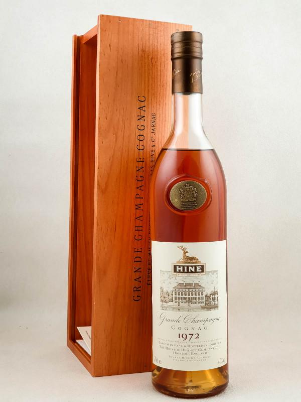 Hine - Cognac Grande Champagne 1972 OWC