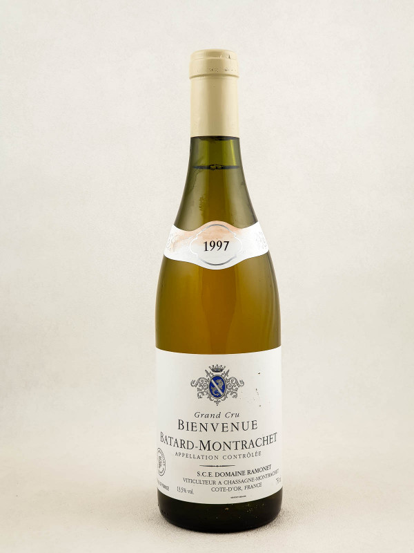 Ramonet - Bienvenues Bâtard Montrachet 1997