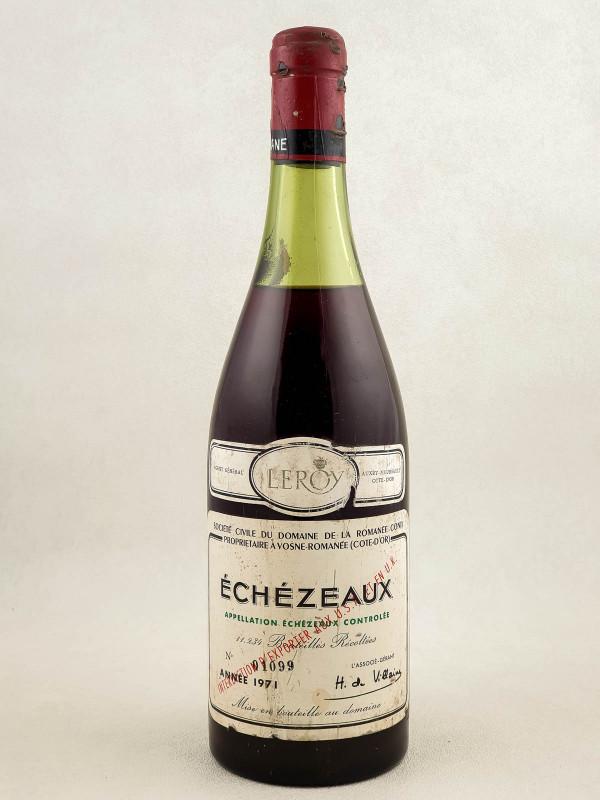 Romanée Conti - Echezeaux 1971