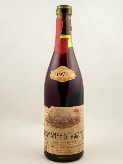 Charles Nöellat - Romanée Saint Vivant 1974
